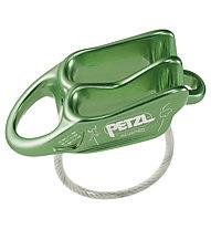 Petzl Reverso - Sicherung/Abseilgerät, Green