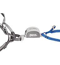 Petzl Scorpio Vertigo - Klettersteigset, Grey/Blue