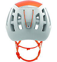 Petzl Sirocco - Kletterhelm, White/Orange