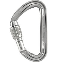 Petzl Spirit Screw Lock - Schraubkarabiner, Grey