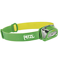 Petzl Tikkina - lampada frontale, Green