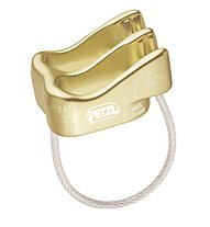 Petzl Verso - assicuratore - discensore - secchiello, Light Yellow