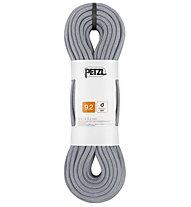 Petzl Volta 9,2 mm - corda per arrampicata, Grey