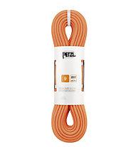Petzl Volta Guide 9 mm - Einfachseil, Orange