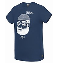 Picture Pinecliff - t-shirt tempo libero - uomo, Dark Blue