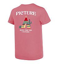 Picture Bret - T-Shirt - Herren, Pink