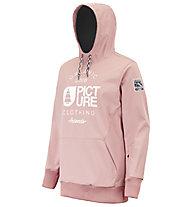 Picture Parkter - giacca da snowboard - unisex, Rosa