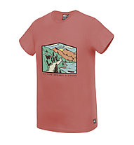Picture Ronnie - T-Shirt - Herren, Red