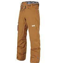 Picture Under PT - pantaloni sci freeride e snowboard - uomo, Light Brown