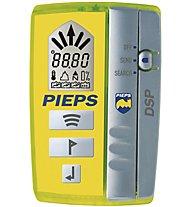 Pieps DSP 6.2 - apparecchio artva, Yellow / Grey