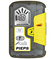 Pieps DSP Pro - apparecchio Arva, Anthracite/Yellow