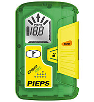 Pieps DSP Sport - LVS-Gerät, Transparent Green/Yellow