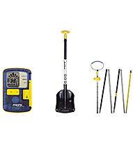 Pieps Set Powder Sport - LVS Set, Yellow/Blue