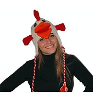 PinkYak Gallo matto, White/Red