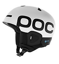 Poc Auric Cut Backcountry SPIN - casco da sci, White