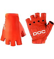 Poc Avip Glove Short Guanti Bike, Orange