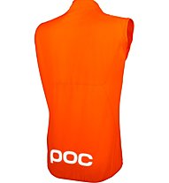 Poc Avip Light Wind West - Fahrradweste, Orange