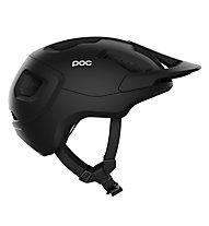 Poc Axion SPIN - casco MTB, Black