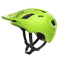 Poc Axion SPIN - casco MTB, Yellow