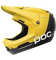 Poc Coron Air Spin - Radhelm, Yellow/Black