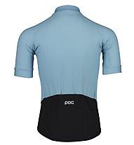 Poc Essential Road Logo Jersey - maglia bici da corsa - uomo, Blue