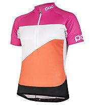 Poc Fondo Gradient WO Classic Jersey Damen-Radtrikot, Theor Multi Pink