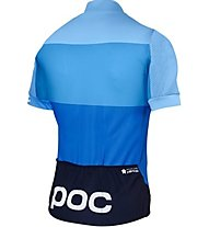 Poc Fondo Light Jersey - Fahrradshirt, Light Blue/Blue