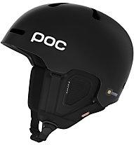 Poc Fornix - casco da sci, Black Matt