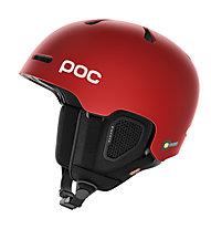 Poc Fornix - Skihelm, Red/Black
