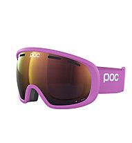 Poc Fovea Clarity - maschera sci - uomo, Pink