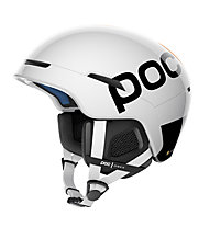 Poc Obex Backcountry Spin - Skitourenhelm, White/Orange