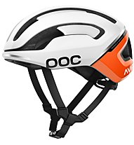 Poc Omne Air Spin - casco bici - uomo, White/Orange