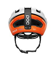 Poc Omne Air Spin - casco bici - uomo, White/Orange