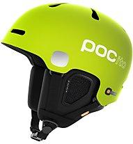 Poc POCito Fornix - casco da sci - bambino, Green