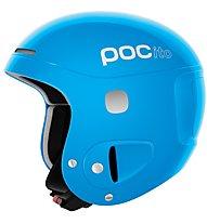 Poc POCito Skull - casco sci - bambino, Blue