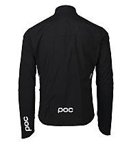 Poc Pure-Lite Splash - giacca bici - uomo, Black