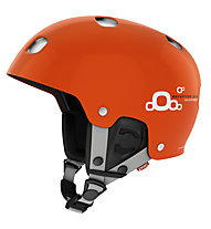 Poc Receptor Bug Adjustable 2.0 - casco sci, Iron Orange