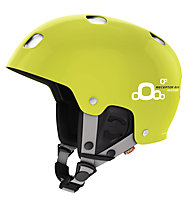 Poc Receptor Bug Adjustable 2.0 - casco sci, Hexane Yellow