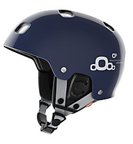 Poc Receptor Bug Adjustable 2.0 - casco sci, Dark Blue