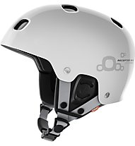 Poc Receptor Bug Adjustable 2.0 - casco sci, White