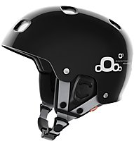 Poc Receptor Bug Adjustable 2.0 - casco sci, Black