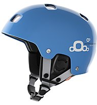 Poc Receptor Bug Adjustable 2.0 - casco sci, Light Blue