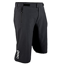 Poc Resistance Enduro Light Shorts MTB-Radhose, Carbon Black