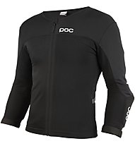 Poc Spine Air+ Tee - giacca protettiva MTB, Black