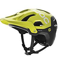 Poc Tectal - Fahrradhelm, Unobtanium Yellow