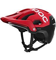 Poc Tectal - Fahrradhelm, Red/Black