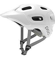 Poc Trabec Casco Bike, White