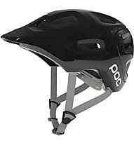 Poc Trabec Casco Bike - Casco bici, Black