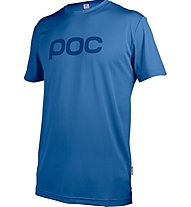 Poc Trail Light Tee - Fahrradshirt, Light Blue