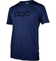 Poc Trail Light Tee - Fahrradshirt, Blue